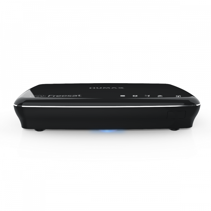 Humax HDR-1100S Freesat Recorder (Black)
