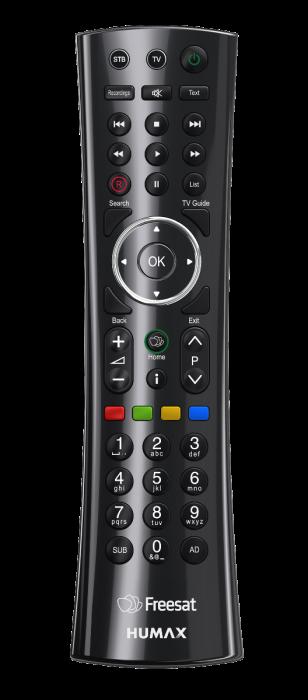 Humax RM-I08UM Freesat Remote