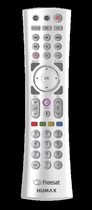 Humax RM-I10UM Freesat Remote